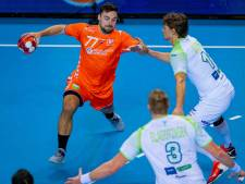 Handballers hard onderuit tegen Slovenië