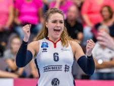 Vrouwen Sliedrecht Sport winnen laatste thuisduel van 2019