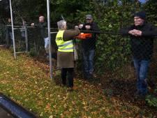 'Longa'30-hooligans' kunnen toch juichen; Kees Jansma met lege handen naar huis