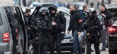 Terreuraanslag Straatsburg: grote politieactie aan de gang
