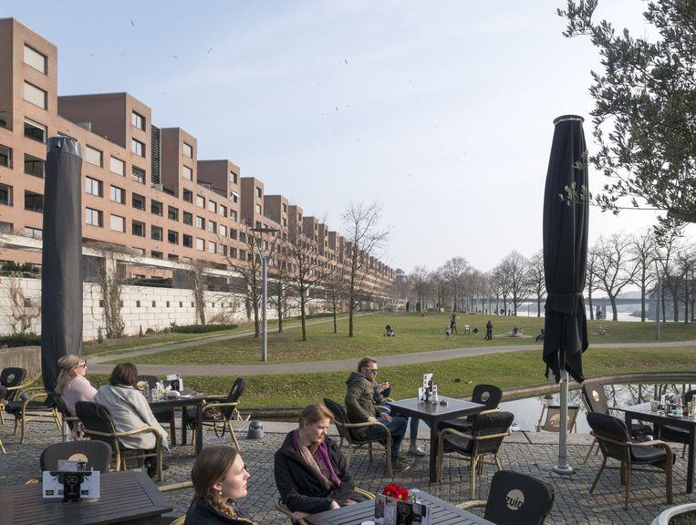 Céramique, Maastricht. Beeld Theo Baart