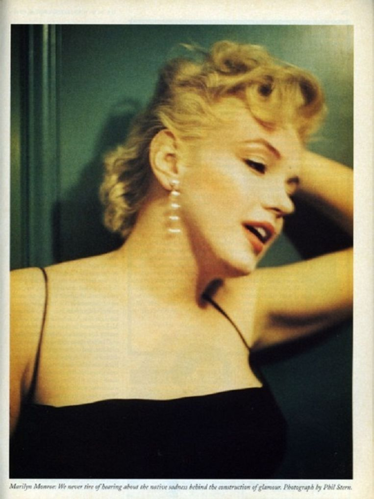 Marilyn Monroe in de New Yorker. Beeld Phil Stern