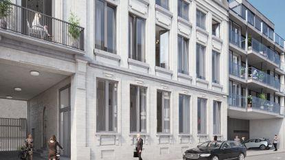 't Convent biedt plaats aan 45 appartementen op de site van De Brug in de Oude Vestenstraat