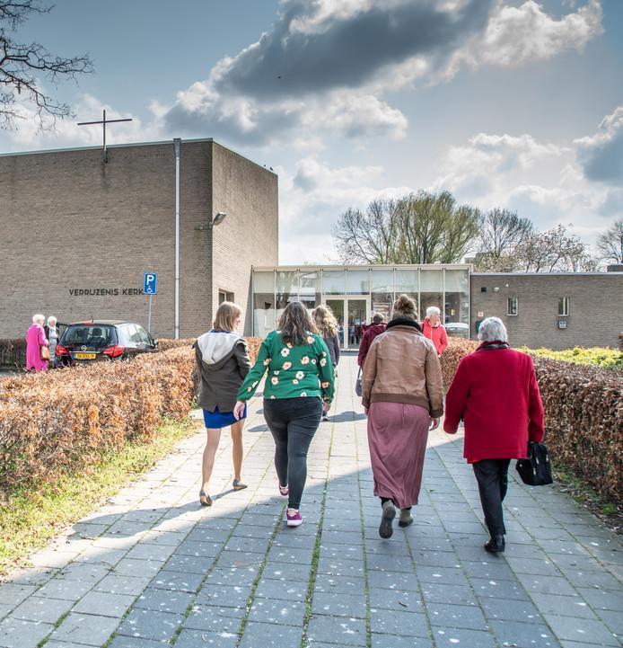 De Verrijzeniskerk in Zwolle.