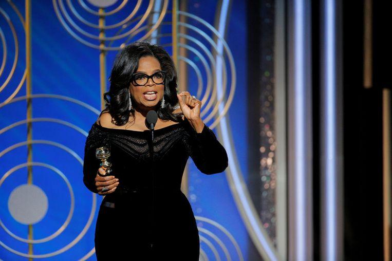 Oprah Winfrey Beeld reuters