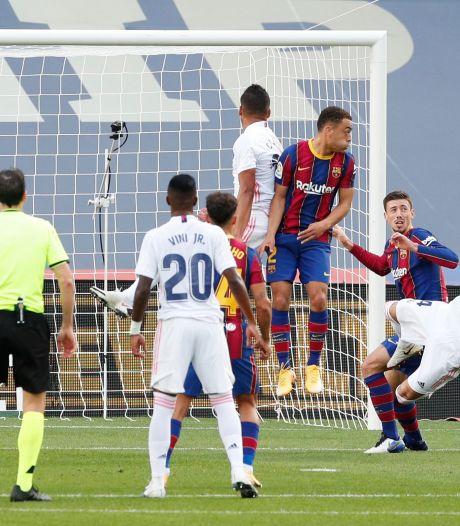 """Ronald Koeman ne décolère pas après le penaltygate: """"Pourquoi le VAR est-il toujours contre le Barça ?"""""""