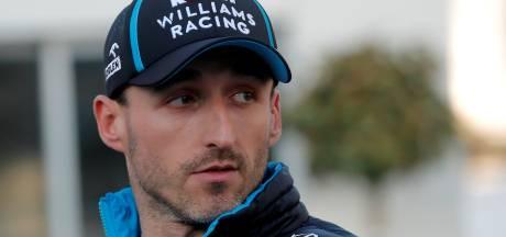 Autocoureur Kubica na Formule 1 in DTM