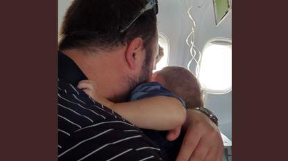 Boeing van Delta daalt bijna 9.000 meter in zeven minuten: passagiers komen met schrik vrij