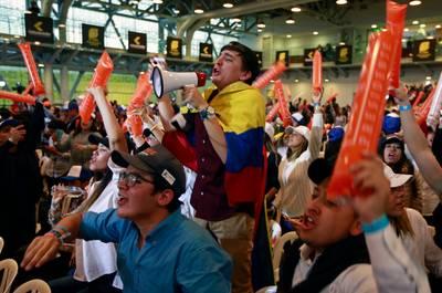 Tweede ronde nodig bij Colombiaanse verkiezingen