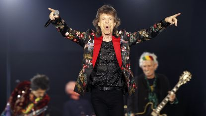 The Rolling Stones weer op tournee in Europa