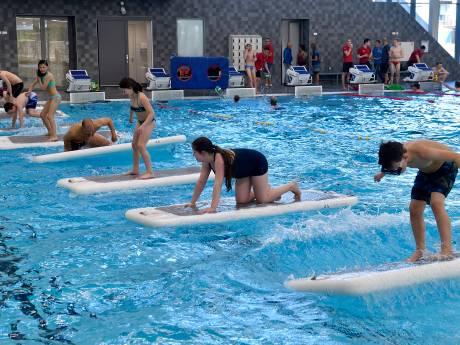 Wethouder over tekort aan vrije zwemtijd in Amerena: 'Het is wat het is'
