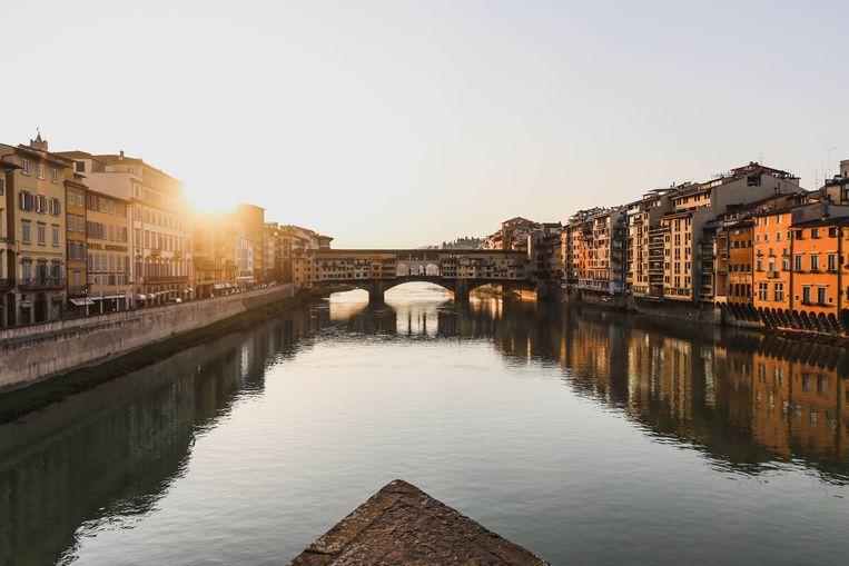 Firenze, Italië.