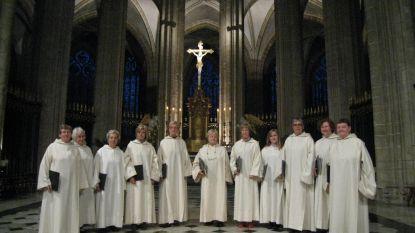 Driekoningenviering in kerk Sint-Jan-ter-Biezen