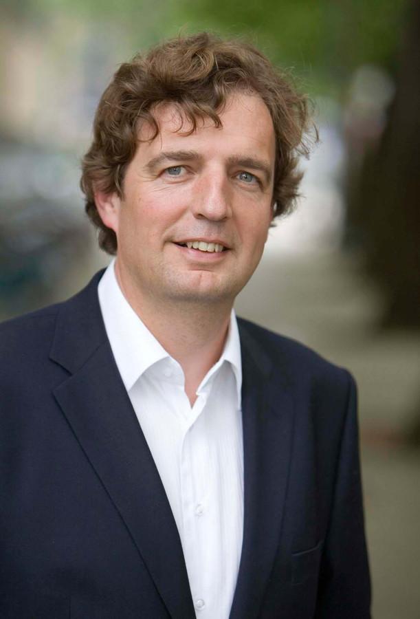 Burgemeester Rene Verhulst
