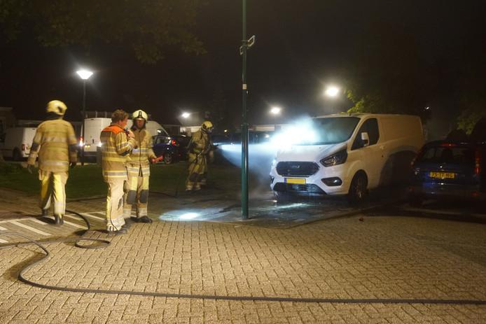 Het is voor de tweede keer dit jaar dat de man slachtoffer is van een autobrand.