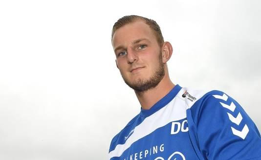 Dani Centen: trainer bij NEC, doelman bij De Treffers