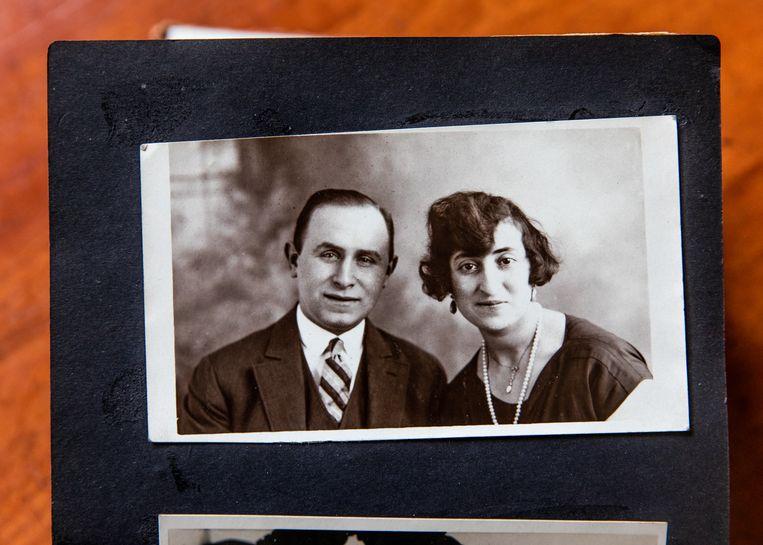 Joël en Rachel Komkommer. Beeld Lin Woldendorp