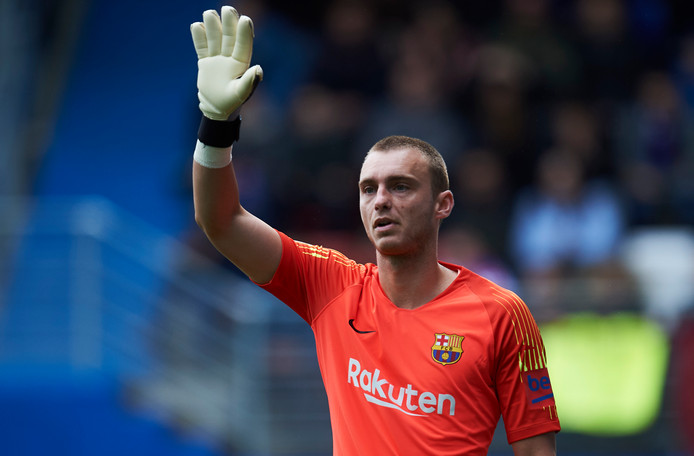 Jasper Cillessen wil graag weg bij FC Barcelona.