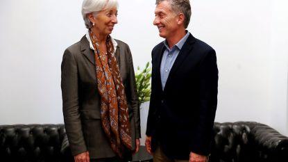 Argentinië heeft geld IMF sneller nodig om nieuwe crisis te voorkomen