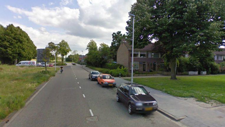 Een deel van de Oosterhagen in Rotterdam. Beeld GOOGLE STREETVIEW