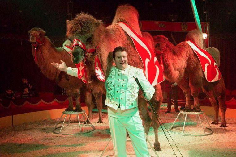 Circus Barones komt volgende week naar De Ster.