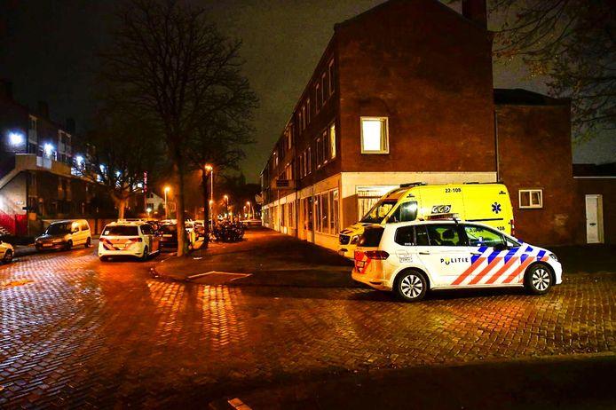 Steekincident in Moreelselaan in Eindhoven.