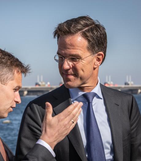 Mark Rutte gaat in Zeeland praten over de marinierskazerne