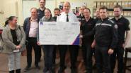 Brandweer schenkt 5.000 euro aan Kinderdroom