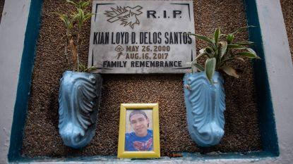 Filipijnse agenten veroordeeld wegens moord op 17-jarige scholier