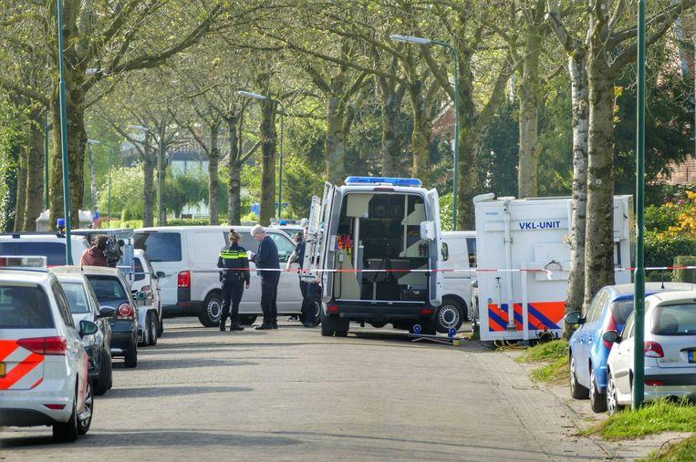 De kapster werd op 21 januari als vermist opgegeven bij de politie. Dinsdag werden menselijke resten gevonden in haar woning in Soest.