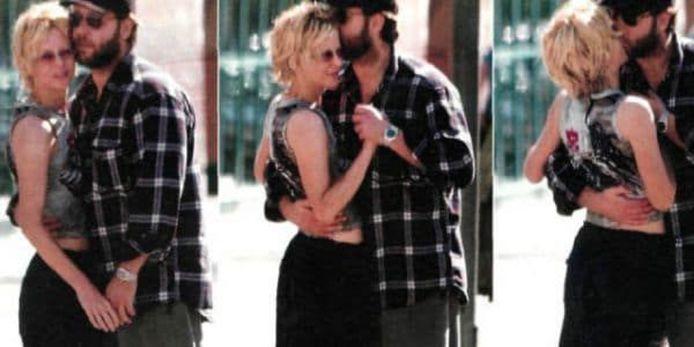 Meg Ryan et Russell Crowe.
