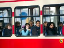 Openbaar vervoer ligt volgende week woensdag plat door staking HTM