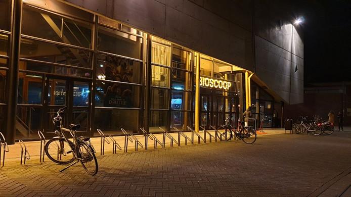 De bioscoop aan de Beekstraat in Hengelo.