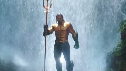 Aquaman draagt klassiek maar iconisch kostuum in nieuwe trailer