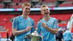 Een goal, twee assists én Man of the Match: City pakt de treble, De Bruyne valt geweldig in