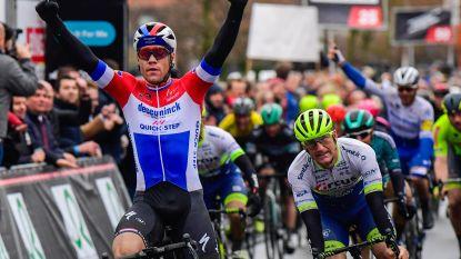 KOERS KORT. Pinot combineert Tour en Vuelta - GP Vermarc pakt zondag uit met Deceuninck-Quick.Step, Lotto-Soudal en Eddy Merckx