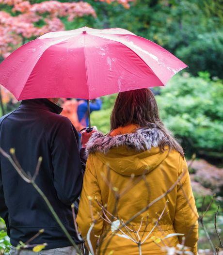 Japanse tuin weer gesloten, geniet na met mooie foto's