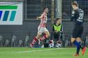 Mart Remans maakte de 1-0.