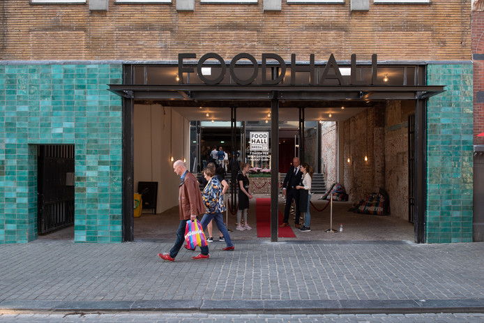 Opening Foodhall Breda.