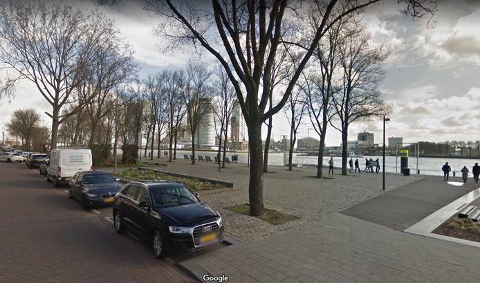 De Westerkade.
