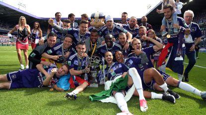 Anderlecht belandt sowieso in pot 3, maar welke teams kan paars-wit nu treffen in de Champions League?