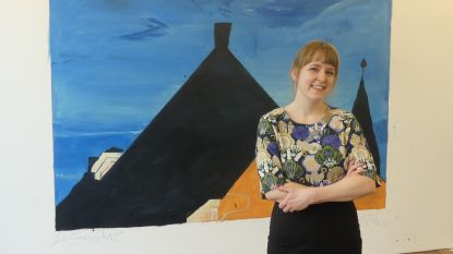 """Kersvers conservator Melanie Deboutte laat nieuwe wind waaien door het Roger Raveelmuseum: """"Oeuvre van Raveel dynamisch in de kijker zetten"""""""