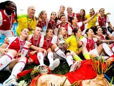Ajaxvrouwen grote winnaars op Amsterdams Sportgala