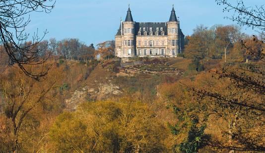 Le château de Ciergnon