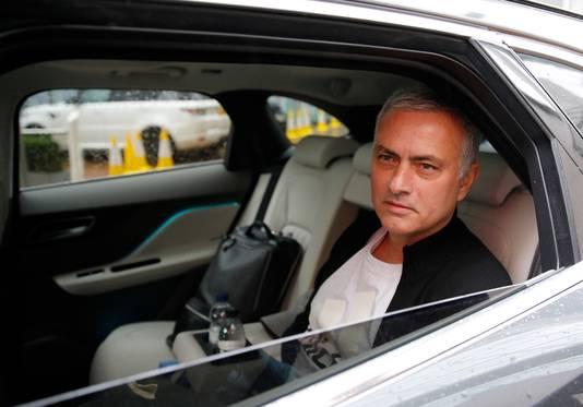 Mourinho na zijn ontslag bij ManUnited.