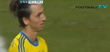 Même Ibrahimovic applaudit Cristiano Ronaldo