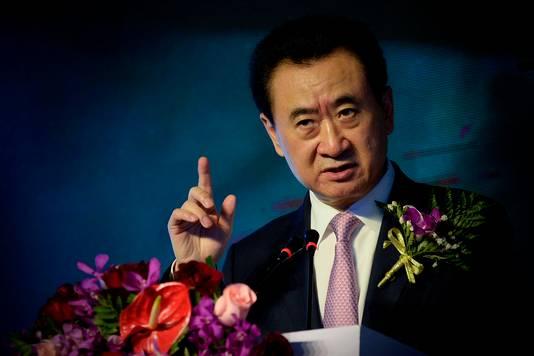 Wang Jianlin had een moeilijk jaar, hij kukelde van plek 1 naar plek 5.