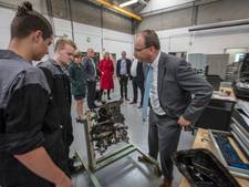 Voorzitter van de MBO Raad Ton Heerts:  In Helmond ontstaat de vakschool voor automotive in Zuid-Nederland