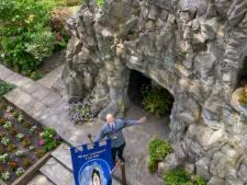 Koster Gerard (72) had weinig met de Lourdesgrot in Zevenhoven, tot hij zélf naar Lourdes ging