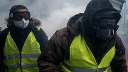 28 effectieve celstraffen voor 'gele hesjes' in Frankrijk: snelrecht vordert tot één jaar celstraf